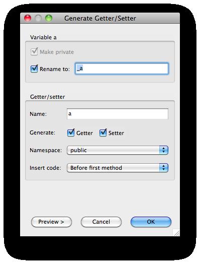 Flash Builder 4 Shortcuts and Tips | Devgirl's Weblog